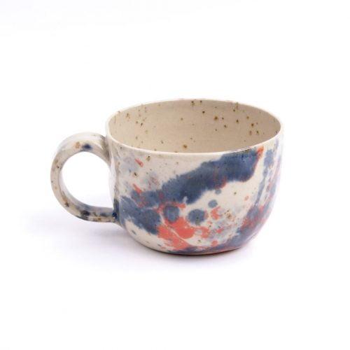 ceramiczna filiżanka na kawę, epresso, cappuccino